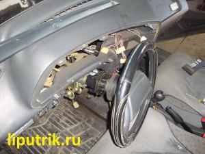 Как заменить радиатор отопителя  16