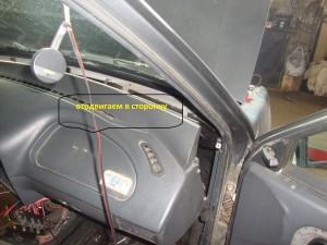 Как заменить радиатор отопителя  17