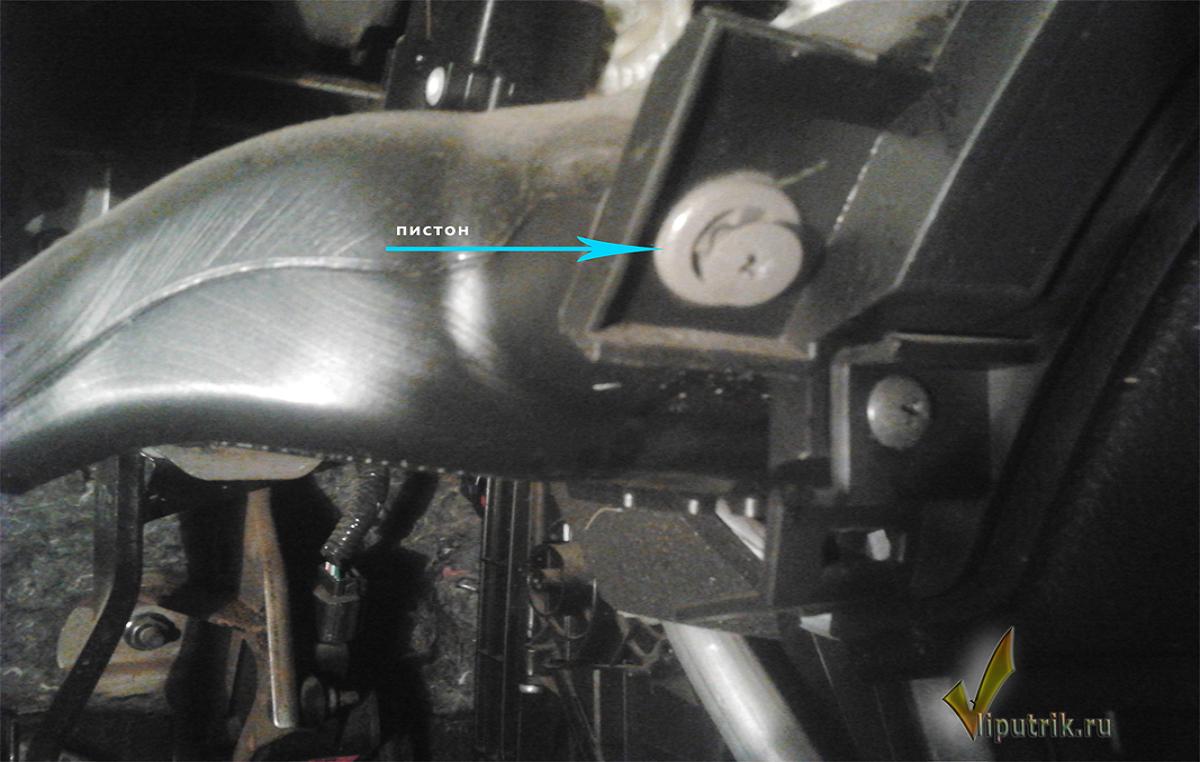 замена моторчика печки hyundai starex