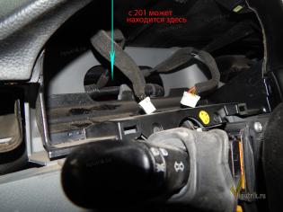 Chevrolet Lacetti  проблемы со светом_C-201