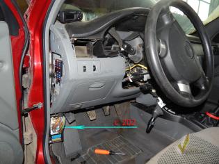 Chevrolet Lacetti проблемы со светом_c-202