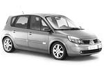 """Renault Scenic II """"Секретный"""" блок предохранителей"""
