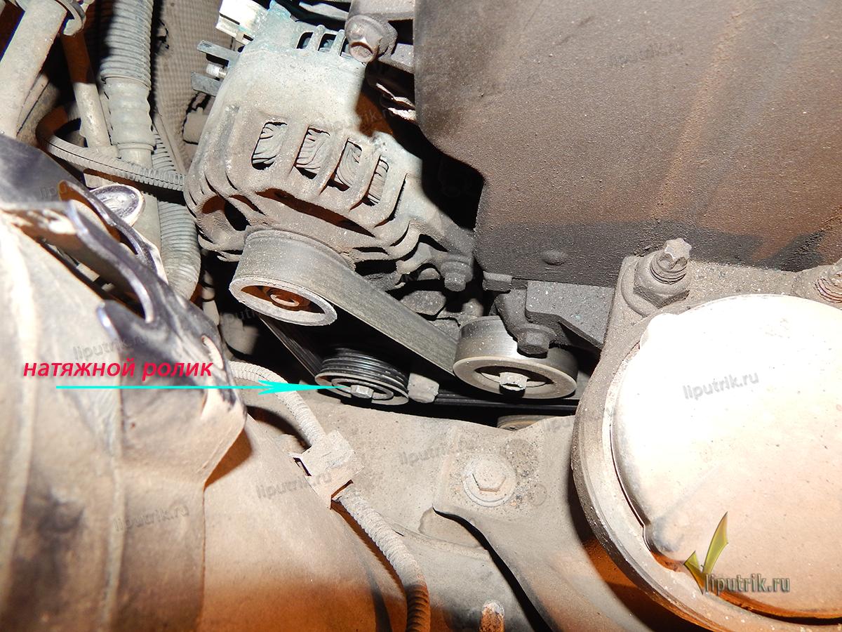Ремень генератора форд фокус 2 15 фотография