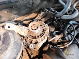 Замена генератора Ford Focus